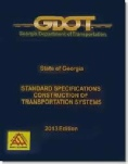 GDOT Specs for Transport Systems for Ga Utility Managers Exam